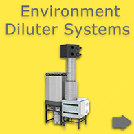 Plymovent Environment Diluter Systems